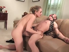Tiedup Guy Is Having Fun With Mistresses