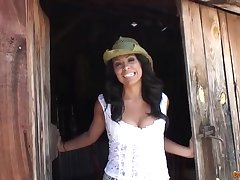 This hot exciting little one farmer is until you male stick - cassandra cruz